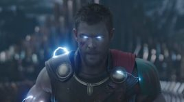 The God of Thunder returns in 'Thor: Ragnarok'