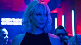 'Atomic Blonde' – Review