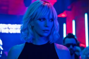 Atomic Blonde Review SpicyPulp