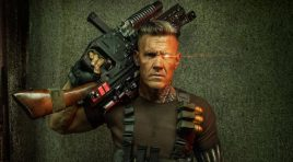 Josh Brolin has arrived as Cable for 'Deadpool 2'