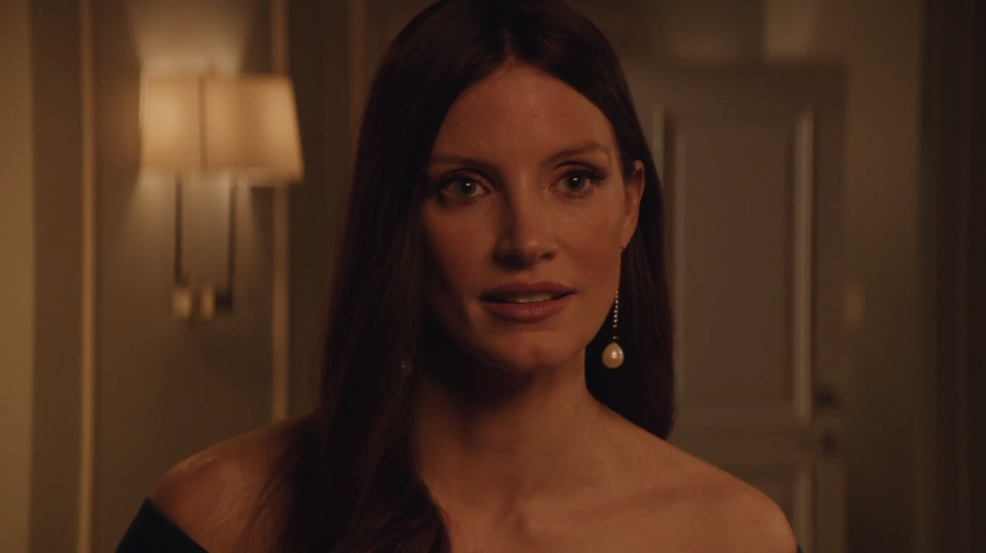 Jessica Chastain runs the show in 'Molly's Game'