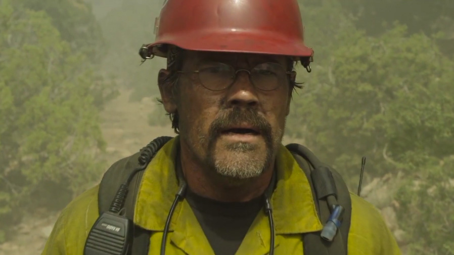 Witness first hand the real heroes of 'Only the Brave'