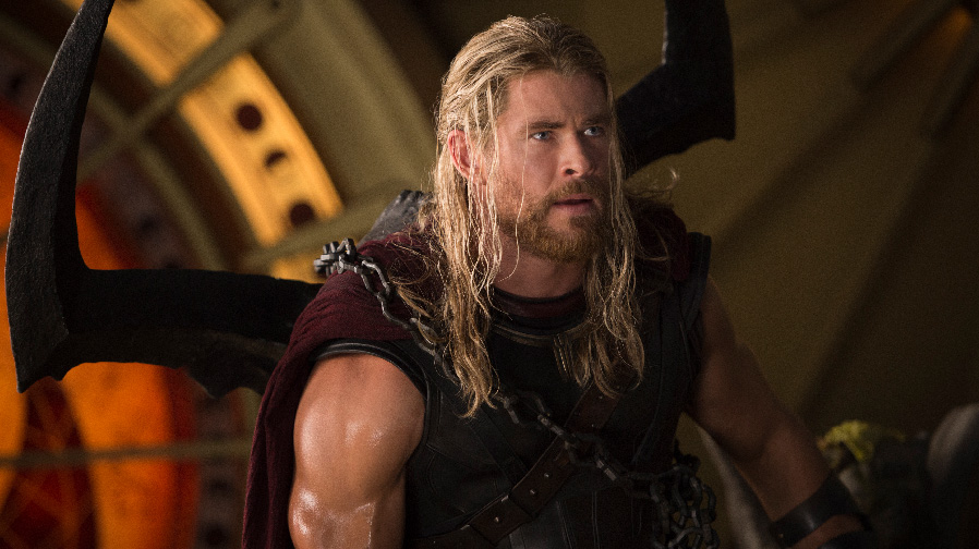 Awesome new images emerge for 'Thor: Ragnarok'