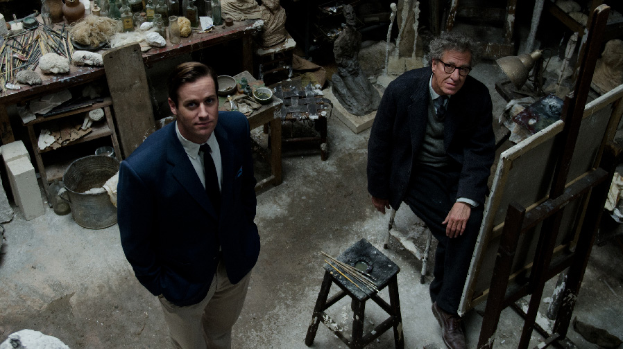 'Final Portrait' – Review