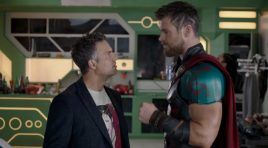 Step into the world of Asgard with a new featurette for 'Thor: Ragnarok'