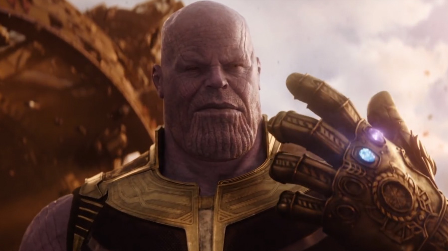 The first teaser trailer for 'Avengers: Infinity War' is here