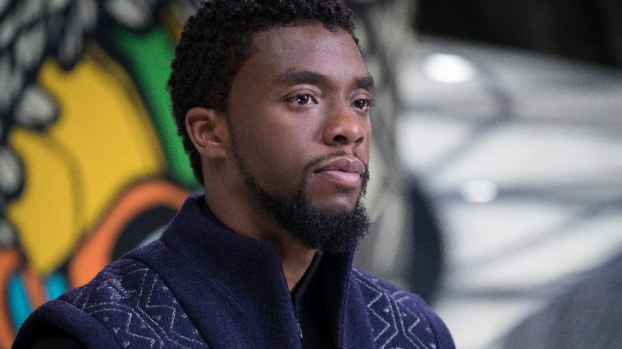 Chadwick Boseman proves who's King in new 'Black Panther' spot