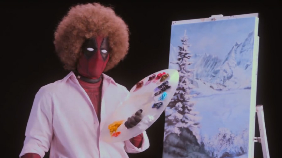 The first teaser for 'Deadpool 2' is here