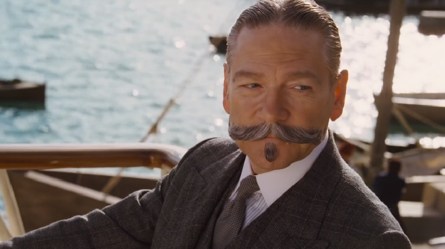 Get ready for more Poirot with 'Death on the Nile' adaptation