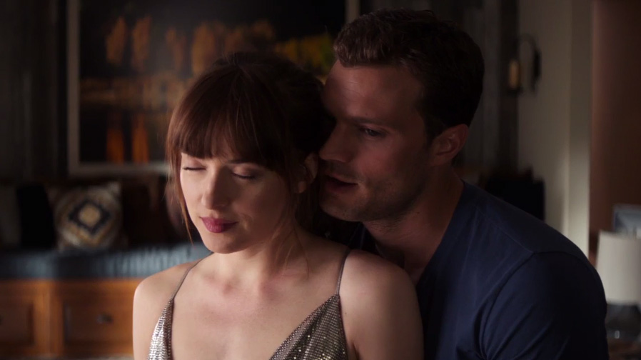Things get hot in the steamy new trailer for 'Fifty Shades Freed'