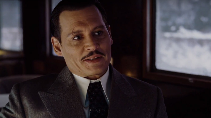 Mystery is rampent in new spots for 'Murder on the Orient Express'