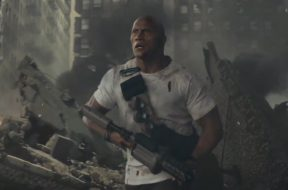 Rampage Dwayne Johnson Trailer SpicyPulp
