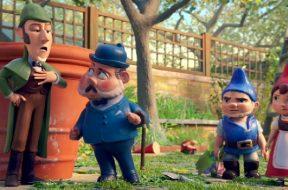 Sherlock Gnomes Trailer SpicyPulp