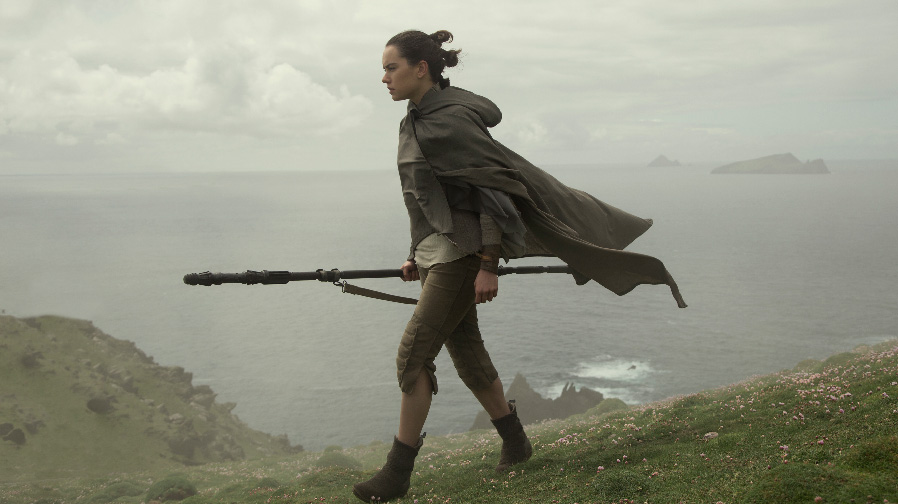 Step into 'Star Wars: The Last Jedi' with these awesome new images
