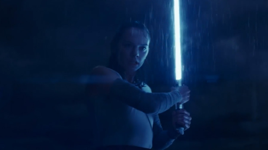 The balance of the force slides in new spot for 'Star Wars: The Last Jedi'
