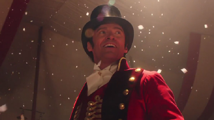 Dream big with the stunning new trailer for 'The Greatest Showman'