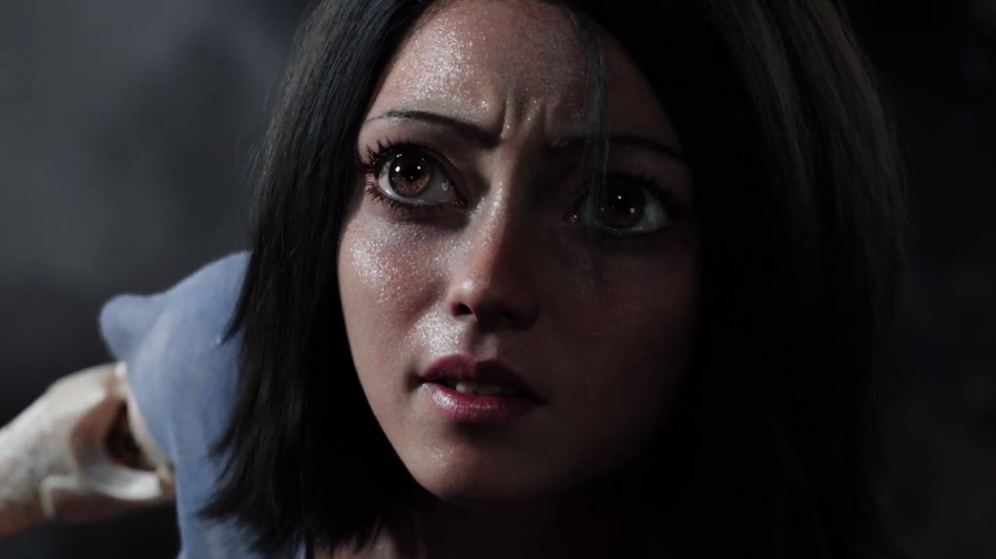 Step into the future with 'Alita: Battle Angel'