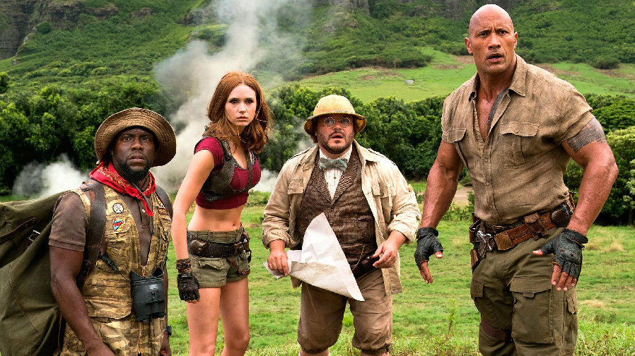 'Jumanji: Welcome to the Jungle' – Review
