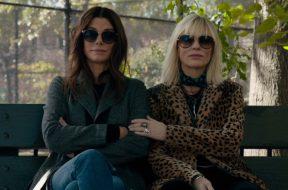 Oceans 8 Trailer Sandra Bullock Cate Blanchett SpicyPulp