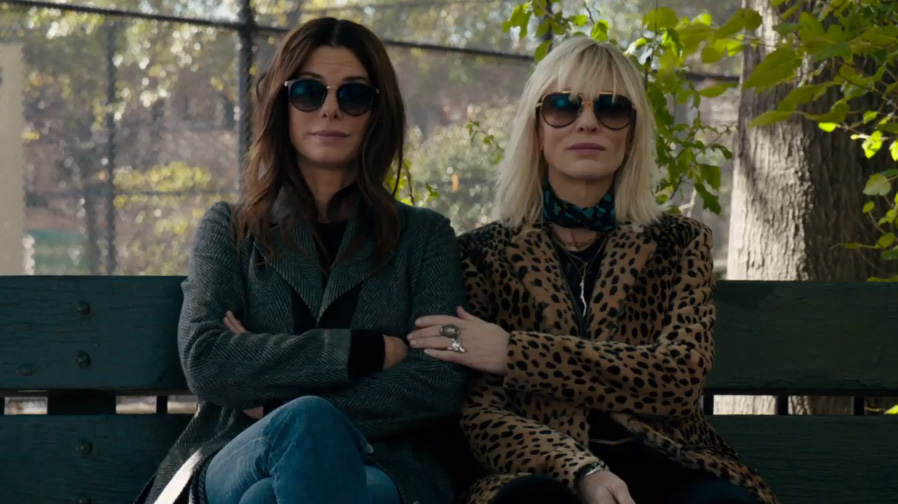 Get ready for one stylish heist in 'Ocean's 8'