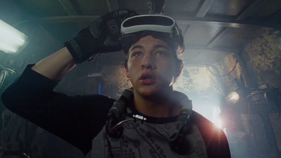 Adventure awaits in the new trailer for 'Ready Player One'