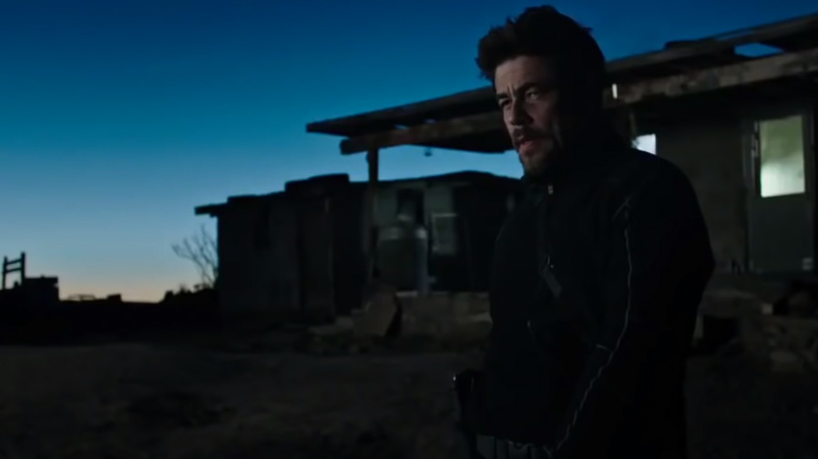 Benicio del Toro unleashes chaos in first trailer for 'Sicario 2' Soldado