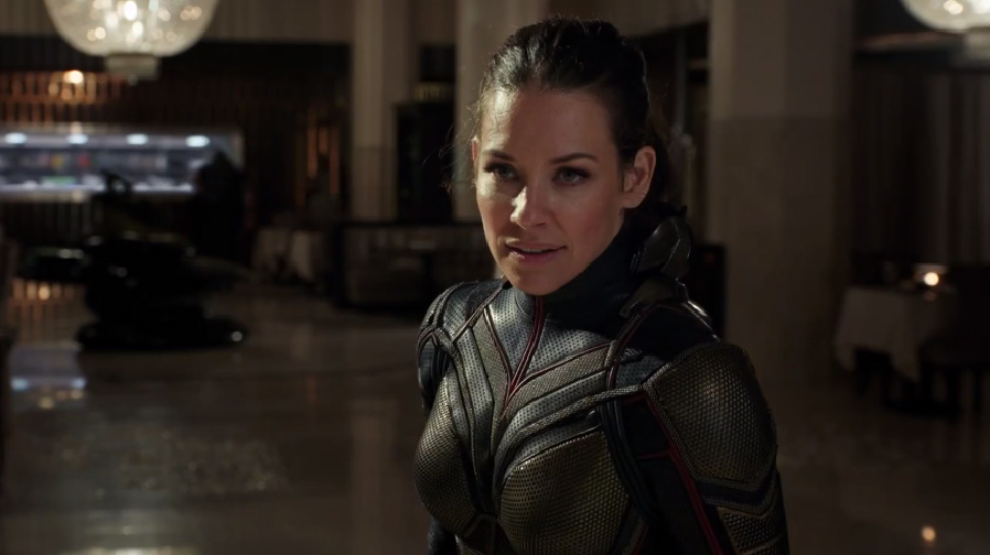 The first trailer for 'Ant-Man and the Wasp' is here