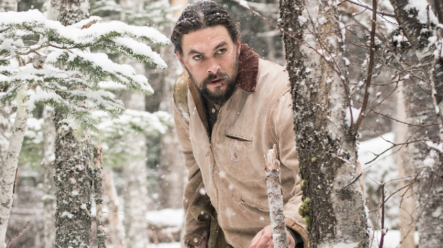Jason Momoa steps into the wild for 'Braven'