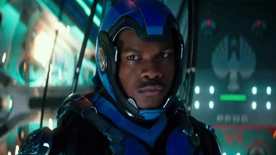 It's survival of the biggest in new trailer for 'Pacific Rim Uprising'