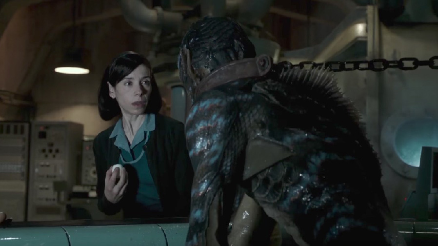 'The Shape of Water' – Review