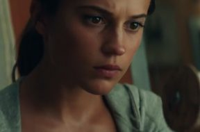 Tomb Raider Trailer Alicia Vikander SpicyPulp