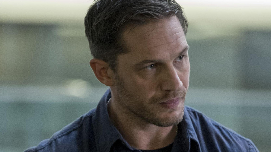 Get your first look at Tom Hardy as Eddie Brock in 'Venom'