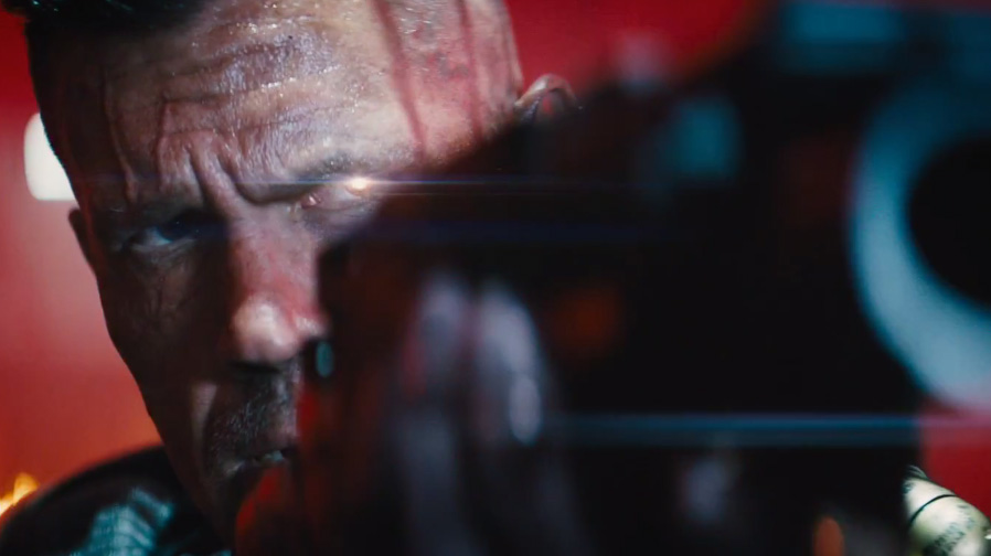 Deadpool gets Cable in brand new trailer for 'Deadpool 2'