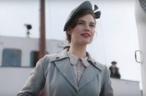 Guernsey Trailer Lily James SpicyPulp