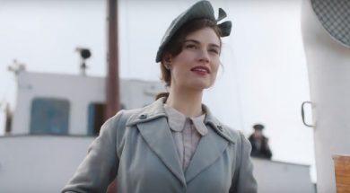Guernsey Trailer Lily James SpicyPulp