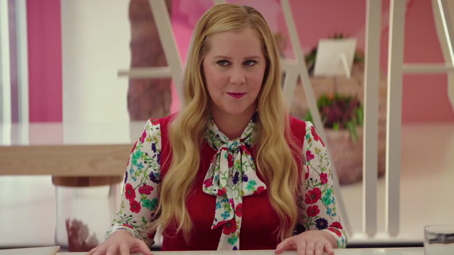 Amy Schumer finds her bliss in 'I Feel Pretty'
