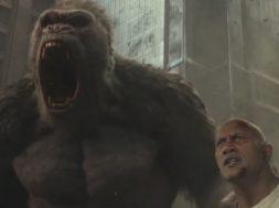 Rampage Dwayne Johnson Gorilla SpicyPulp