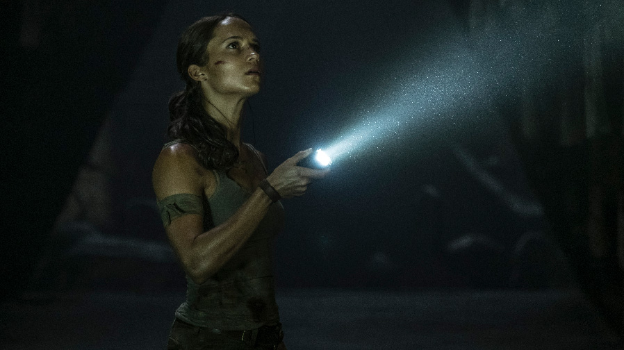 Tomb Raider New Images SpicyPulp