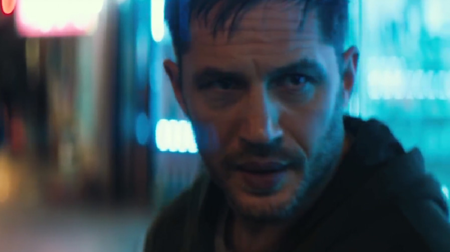 Tom Hardy finds his demons in first teaser for 'Venom'