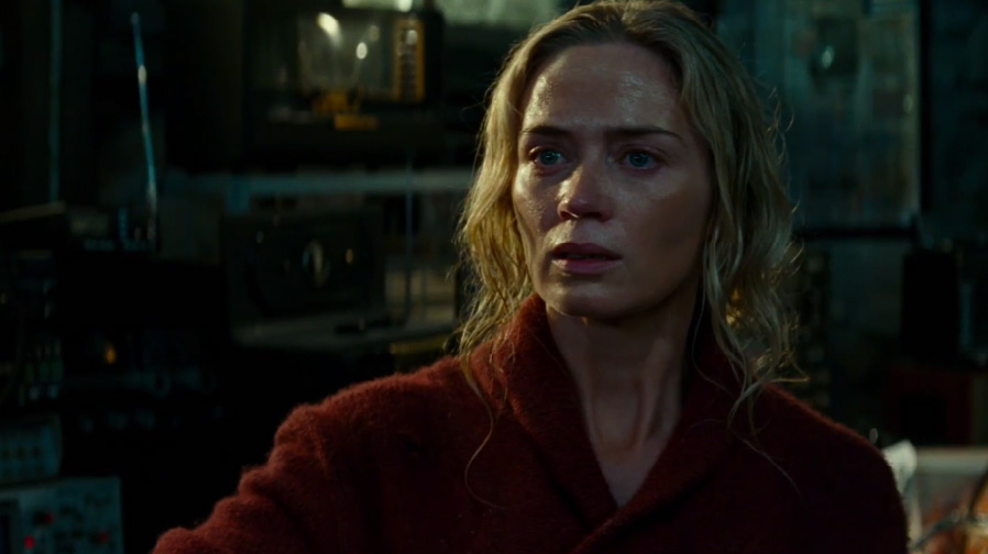 Fear makes no sound in 'A Quiet Place'