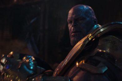 Avnegers Infinity War Final Trailer