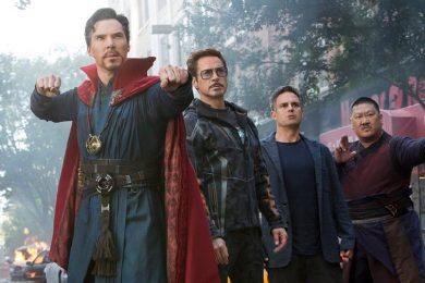 Avengers Infinity War Images SpicyPulp
