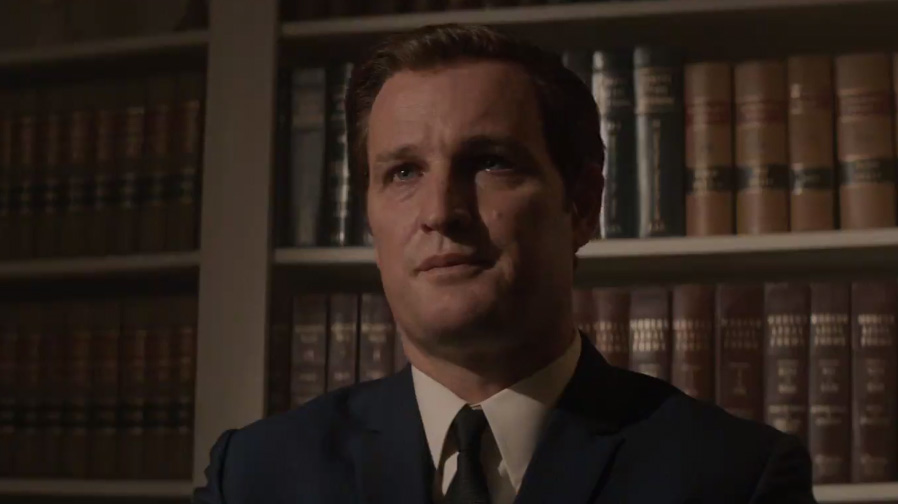 Jason Clarke explores the dark side of the Kennedy's in 'Chappaquiddick'