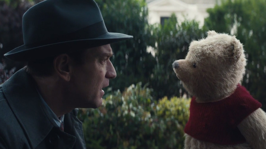 Ewan McGregor finds his imagination again in 'Christopher Robin'