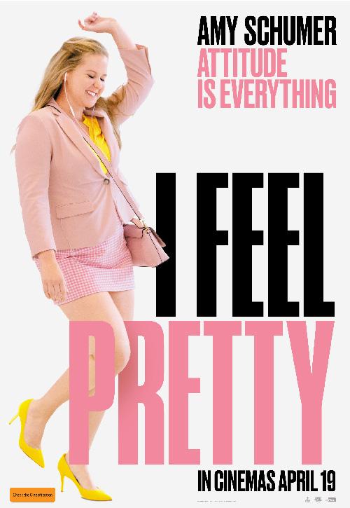 Resultado de imagem para I Feel Pretty poster