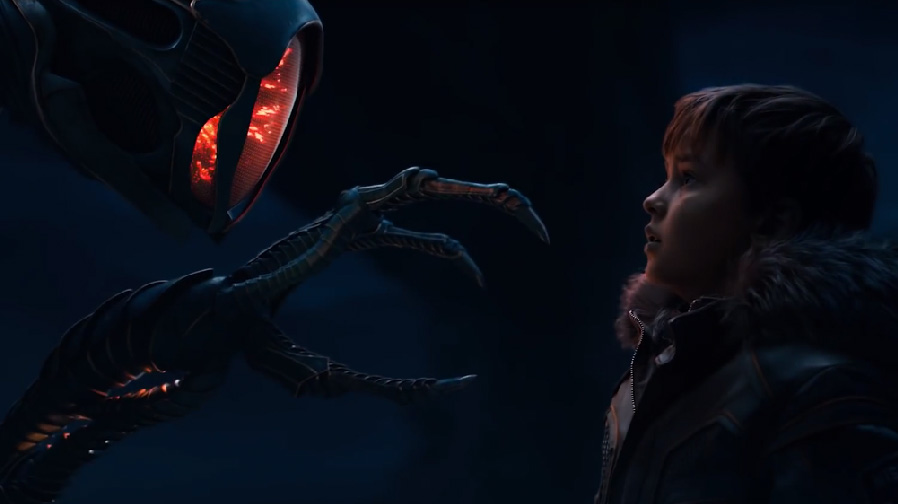 Get ready to experience the unkown in new trailer for 'Lost in Space'