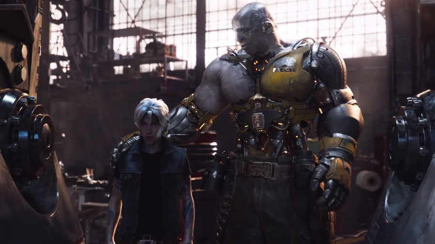 Experience unlimited possibility in the brand new trailer for 'Ready Player One'