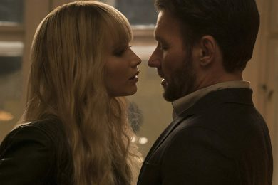 Red Sparrow Review SpicyPulp