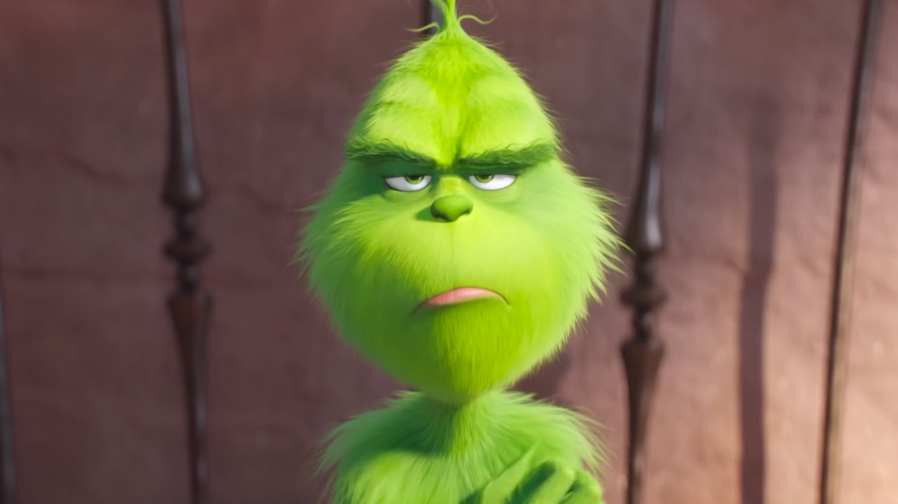 Benedict Cumberbatch is 'The Grinch' in new teaser
