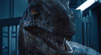 Jurassic World Fallen Kingdom Blue SpicyPulp